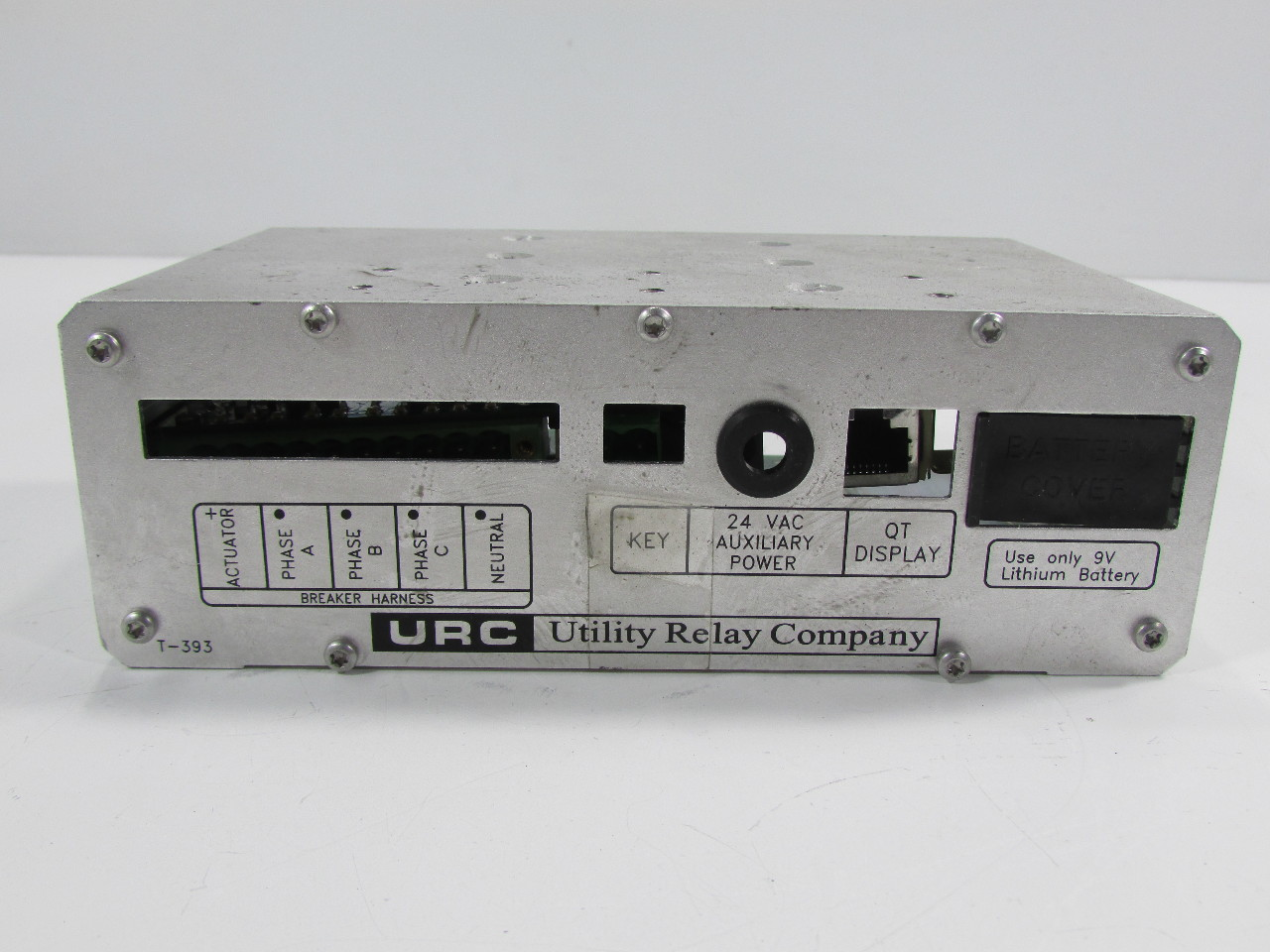 Utility Relay Ac Pro B521r Ac Trip Unit With Quick Trip