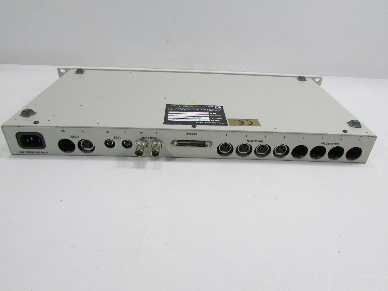 Consumer Electronics Imported From Abroad Digidesign Quad Audio Interface