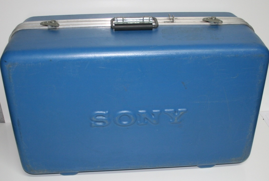 * SONY EVW-300 Hi8 CAMCORDER CASE ONLY | Premier Equipment Solutions, Inc
