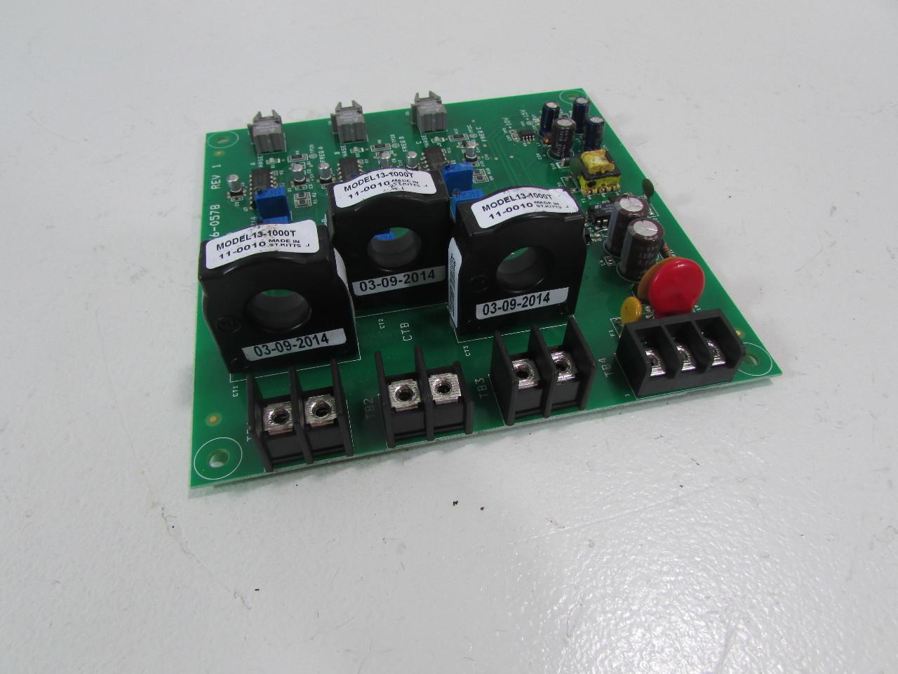 36-0578 REV 1 E315391 XML-2 CIRCUIT BOARD | Premier Equipment Solutions,  Inc