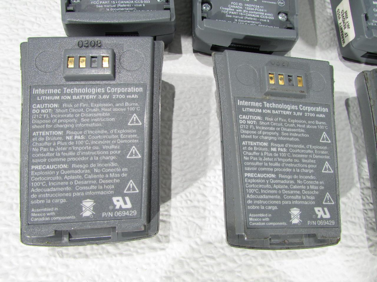 lot of 4 intermec 2415 trakker antares barcode scanner premier rh premierequipmentsolutions com