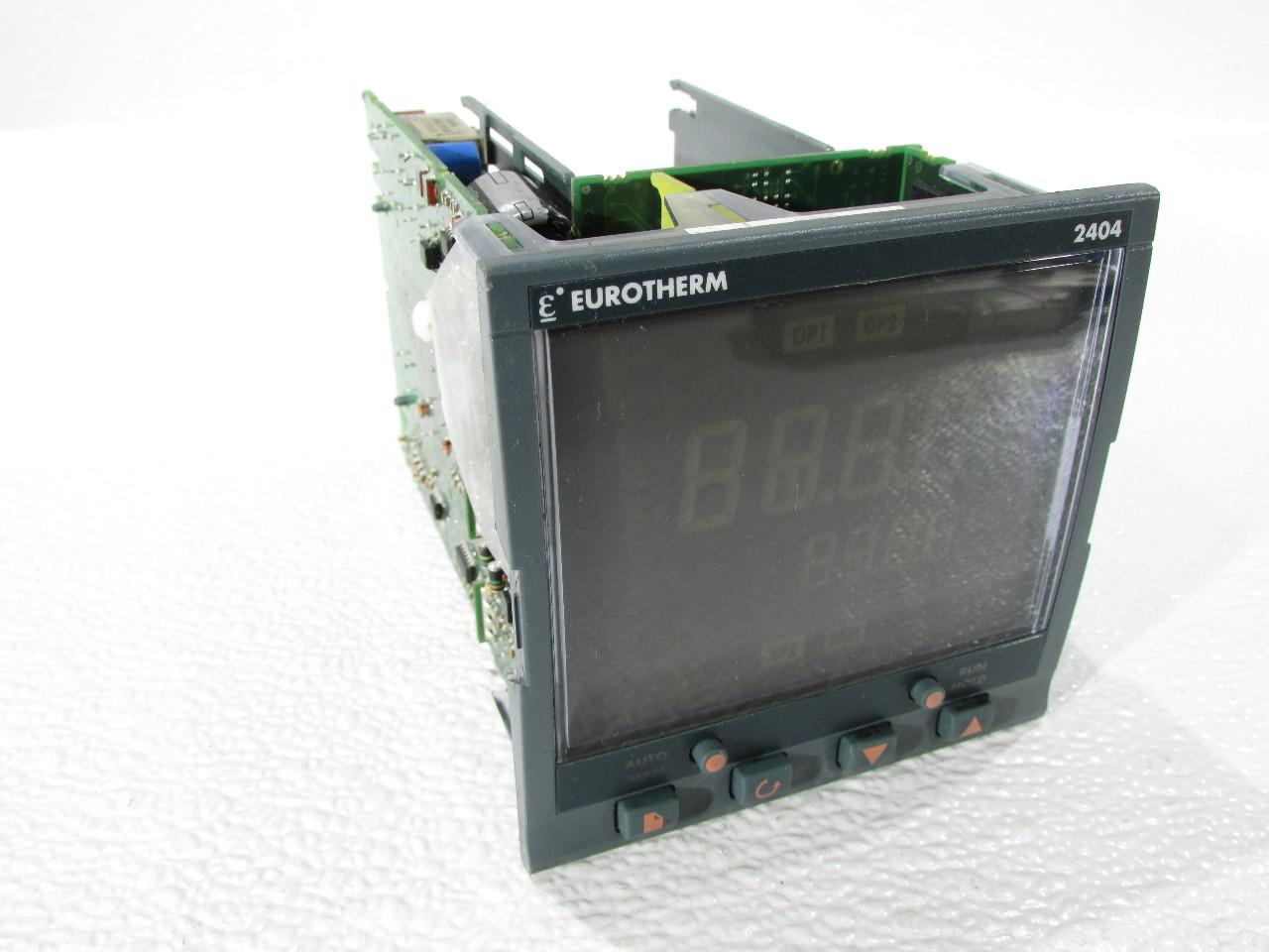 EUROTHERM 2404 2404/VC/VH/TM/VS/VS/FH/