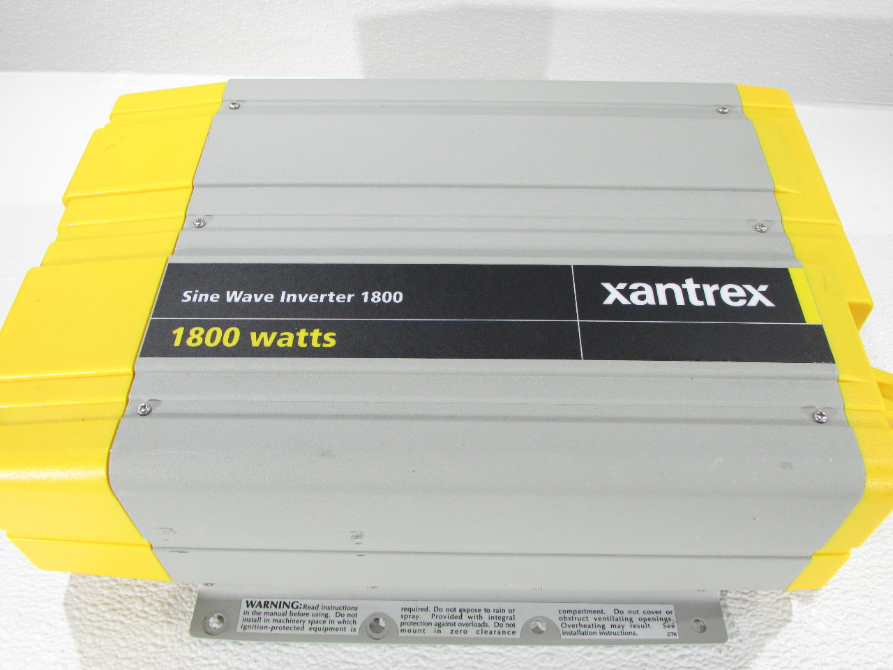 XANTREX 1800 SINE WAVE INVERTER P/N 806-1850