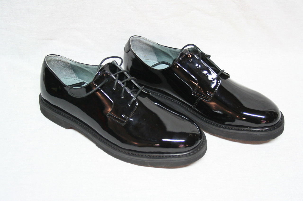 Rocky Patent Leather Oxford High Gloss