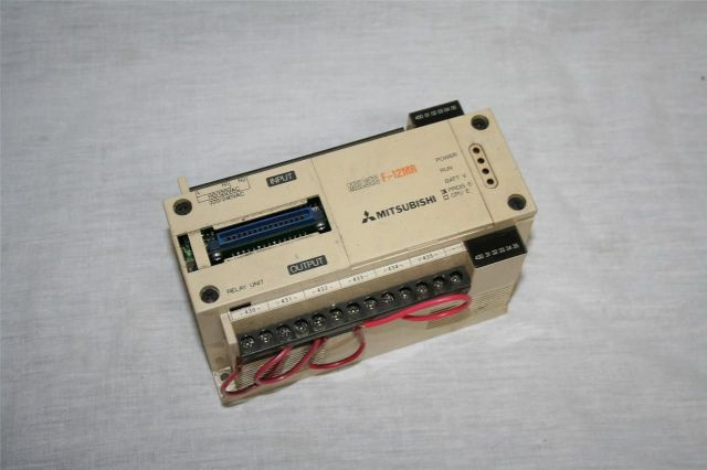 MITSUBISHI MELSEC F1-12MR F1-12MR-U PROGRAMMABLE CONTROLLER