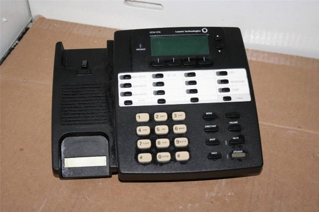 Lucent ISDN 370 Office Business Phone