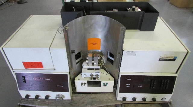 PERKIN ELMER 603 ATOMIC ABSORPTION SPECTROPHOTOMETER, ACCESSORIES