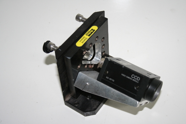 * SONY CCD XS-ST70 VIDEO CAMERA, PARKER DAEDAL POSITIONER