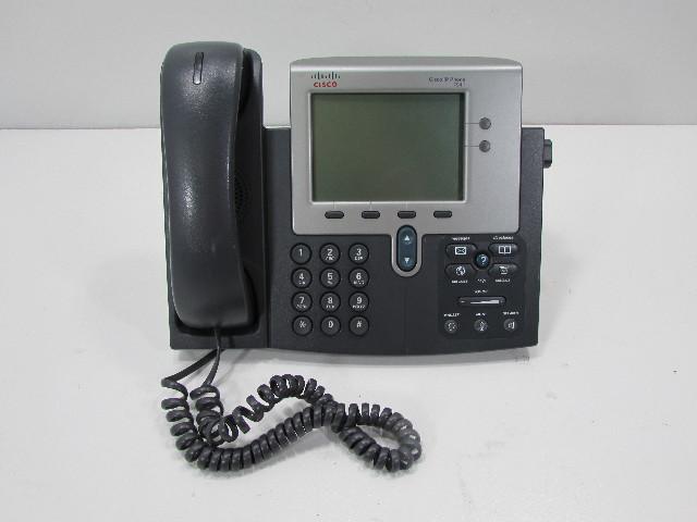 CISCO IP PHONE 7900 SERIES