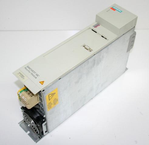 * SIEMENS 6SE7-024-1EP85-0AA0 MASTERDRIVES MC AC/DC RECTIFIER 3PH 380-480V 50/60HZ