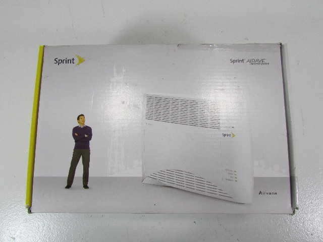 NEW AIRVANA SPRINT ACCESS POINT C1-600-RT CELL PHONE SIGNAL BOOSTER