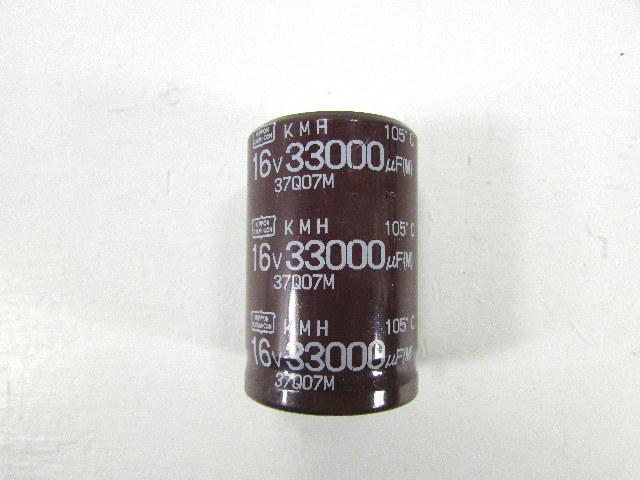 NEW NIPPON CHEMI-CON 33000 uF 16 V CAPACITOR