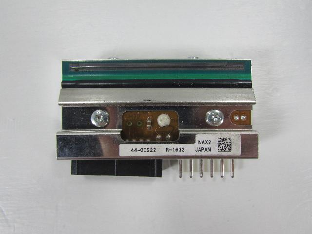 44-00222 PRINTHEAD R=1633 NAX2 600DPI