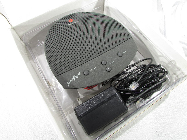 NEW POLYCOM P/N 2201-02700-001 SOUND POINT OFFICE CONFERENCE PHONE