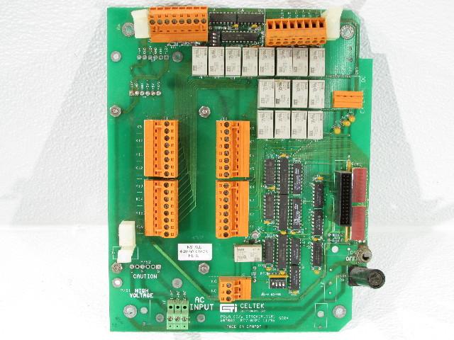 CELTEK ELECTRONICS PSUB 607002 REV 02 CIRCUIT BOARD