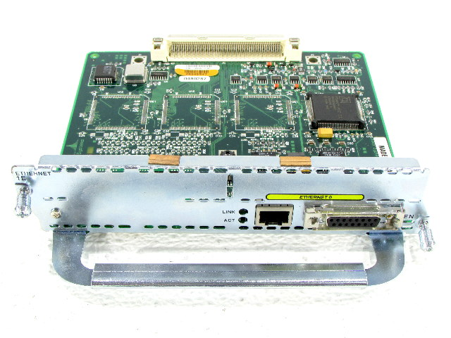 CISCO ETHERNET 1E NETWORK CARD