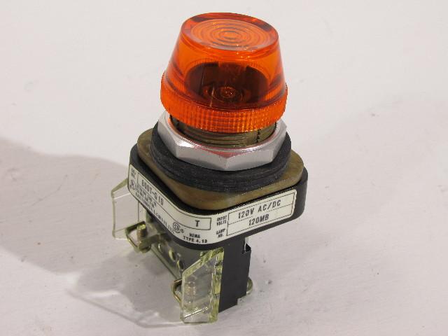 NEW ALLEN BRADLEY 800T-Q10 30MM PILOT LIGHT