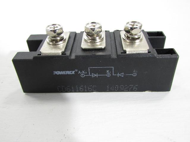 NEW POWEREX CD611616C RECTIFIER MODULE 100AMP 1.6KV