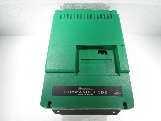 CONTROL TECHNIQUES COMMANDER CDE AC DRIVE