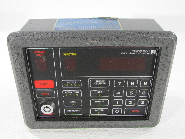 VEEDER ROOT 793105-301 MULTI SHIFT COUNTER