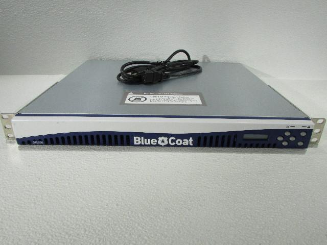 BLUE COAT SG600 PROXY APPLIANCE P/N 080-03442