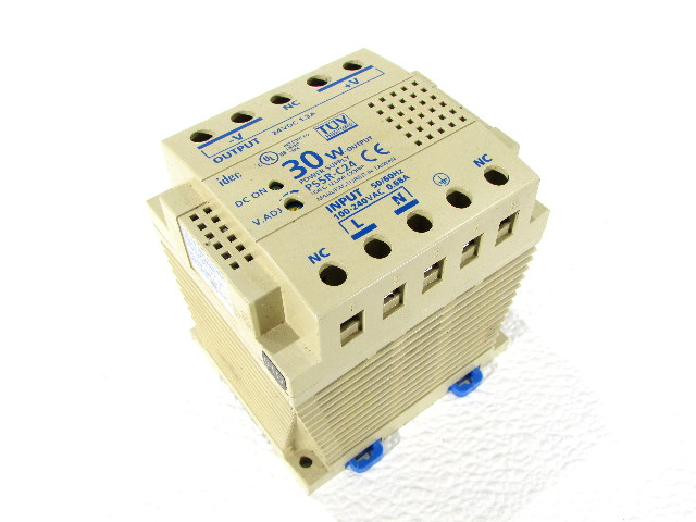 * IDEC PS5R-C24 POWER SUPPLY 30W 24VDC DIN