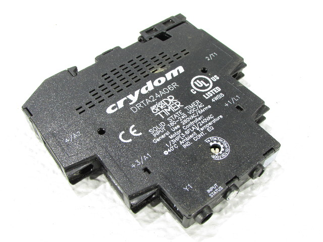 CRYDOM DRTA24A06R SSR TIME DELAY