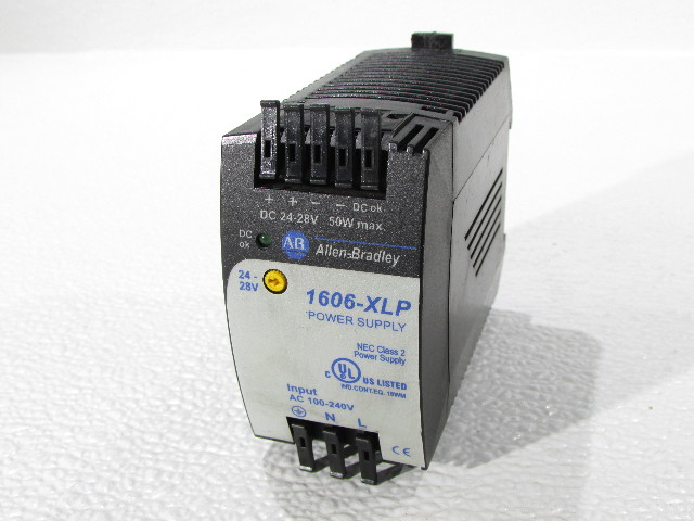 ALLEN BRADLEY 1606-XLP50E POWER SUPPLY