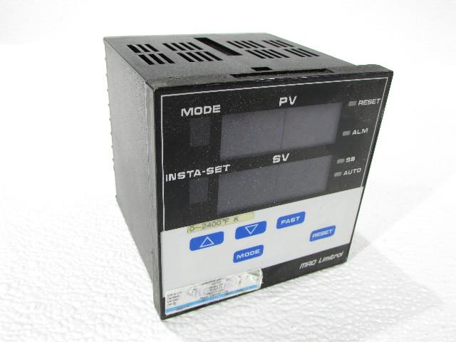 BARBER COLEMAN  MAQ8-0900-001-0-00 MAQ LIMITROL TEMPERATURE CONTROLLER