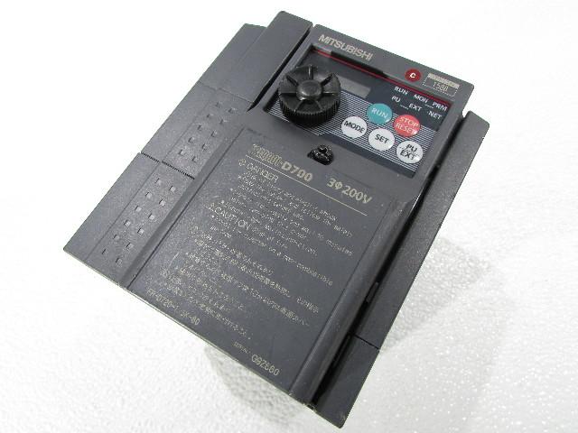 MITSUBISHI FR-D720-1.5K  MICRO INVERTER