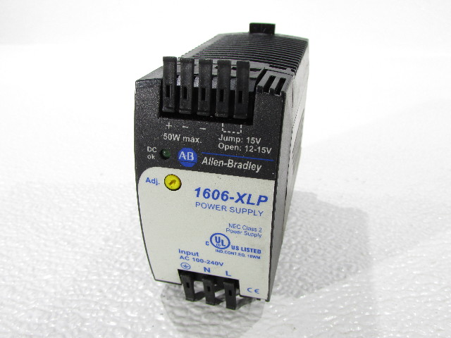 ALLEN BRADLEY 1606-XLP50B POWER SUPPLY XLP 50
