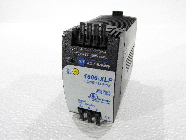 ALLEN BRADLEY 1606-XLP50E POWER SUPPLY XLP 50