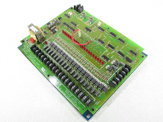 NCC DNC-T2020-A10 BOARD DUST CONTROL 105-135V 50/60HZ