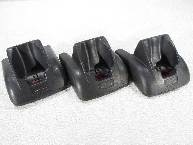 QTY. (1) DENSO CU-801 CHARGING CRADLE FOR BHT800 SINGLE SLOT
