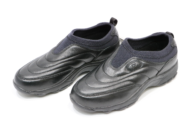 * NEW PROPET W3851 8 XX(4E) BLACK WASH & WEAR SLIP-ON WOMEN'S WALKING SHOES