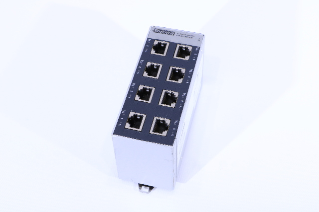 PHOENIX 2891929 SFN 8TX ETHERNET SWITCH 8 PORT