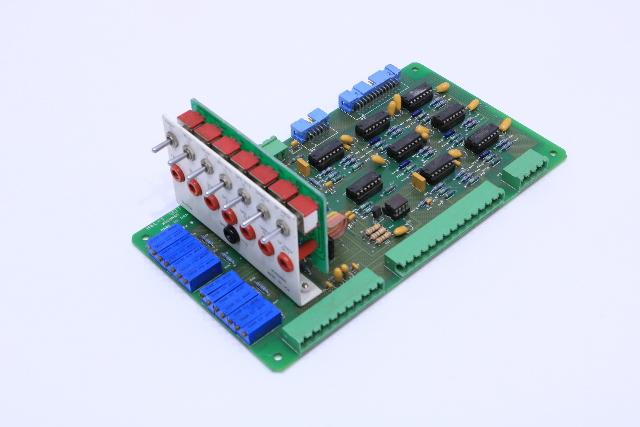 WOODMAN 063918 REV B PC BOARD