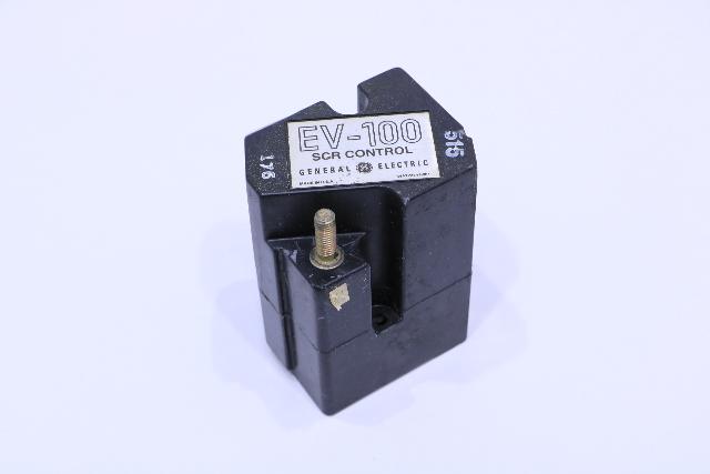 GENERAL ELECTRIC EV-100 SCR CONTROL