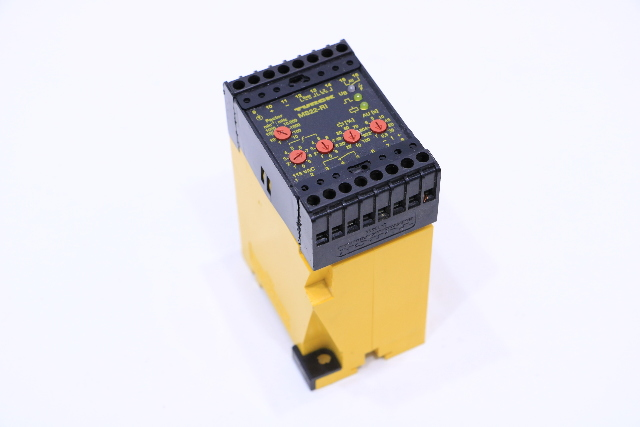 TURCK ELEKTRONIK MS22-RI SPEED MONITOR WITH FREQUENCY-TO-CURRENT CONVERSION