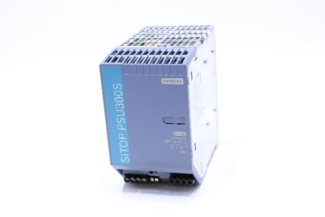SIEMENS 6EP1436-2BA10 SITOP PSU 300S POWER SUPPLY