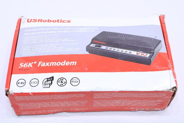 US ROBOTICS 5686 V.92 56K FAXMODEM