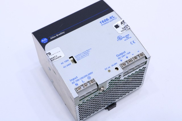 ALLEN BRADLEY 1606-XL240E SER A POWER SUPPLY *WARRANTY*