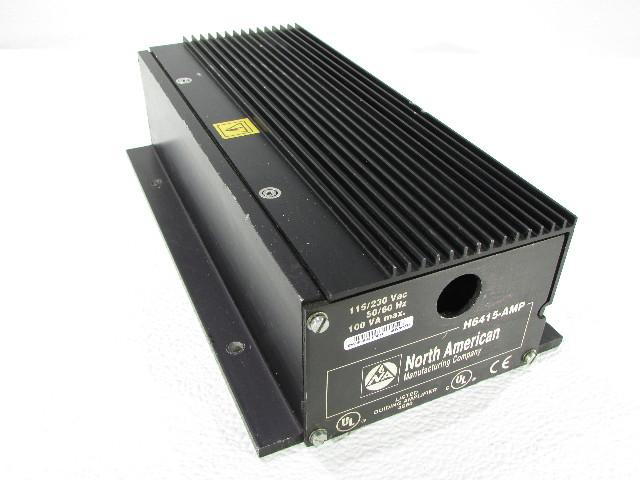 NORTH AMERICAN MFG H6415-AMP-00 GUIDING AMPLIFIER 115/230VAC 100VA