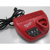 MILWAUKEE 48-59-2401 12V LITHIUM-ION BATTERY CHARGER