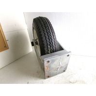 """"""" LOT OF 2 LOAD STAR 4.80/4.00-8 HIGH SPEED TRAILER TIRE WHEEL FRAME NEW"""
