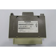 SIEMENS 6ES5-482-8MA13 I/O MODULE 16POINT IN 16POINT OUT DIGITAL 24VDC