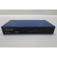ZONET ZFS3008 AUTO MDIX 8-PORT 10/100MBPS ETHERNET SWITCH
