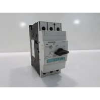 SIEMENS FURNAS ELECTRIC CO 3RV1-031-4BA10 CIRCUIT-BREAKER SIZE S2 14-20A