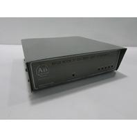 ALLEN BRADLEY 1770-KF2 DYNAPRO SYSTEMS DATA HIGHWAY COMMUNICATION INTERFACE  115/230-V 0.3A 50/60Hz