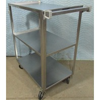 """^ Lakeside Model 311 Stainless Steel Utility Cart 32x27x16"""""""